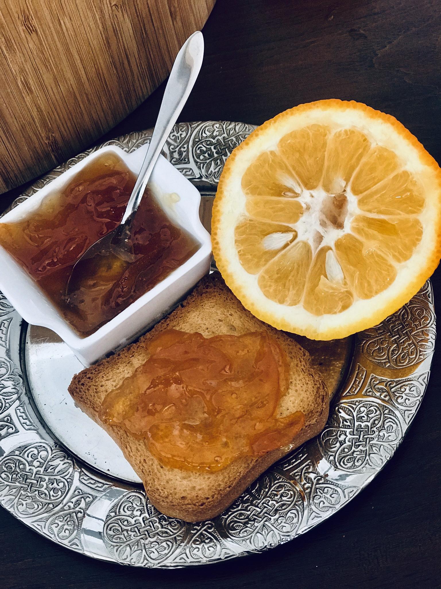 Confiture Oranges Amères BIO