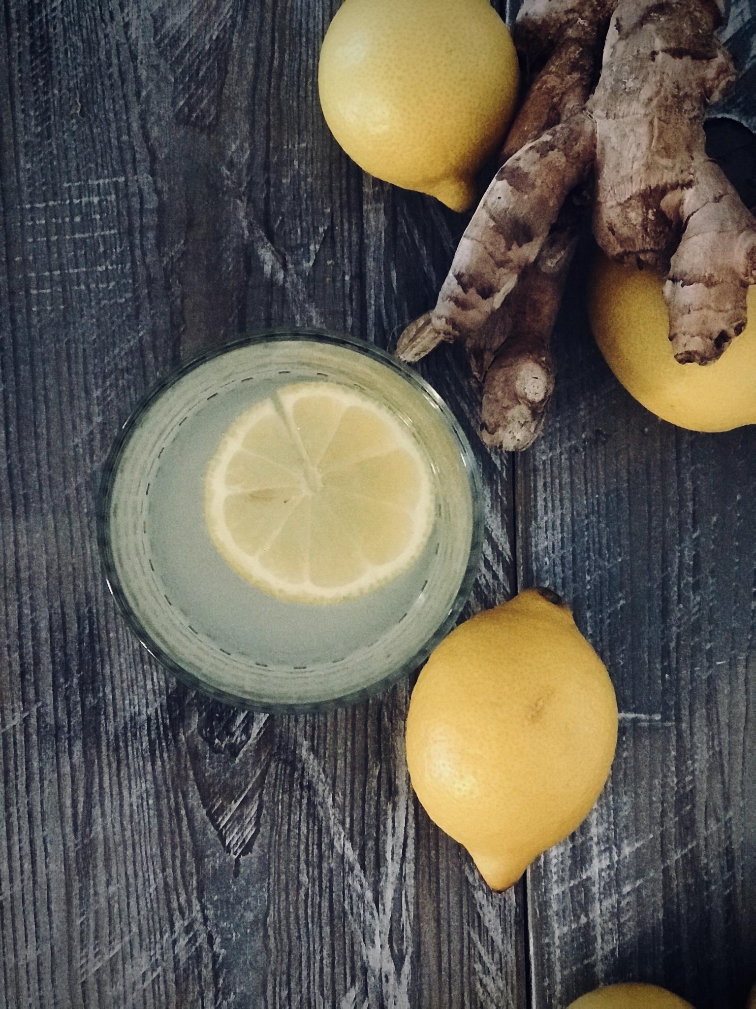 Sirop Citron Gingembre BIO